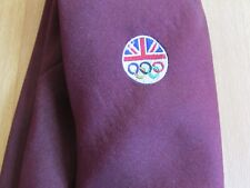 OLYMPIC Rings with Union Jack Logo Tie by Alec Brook
