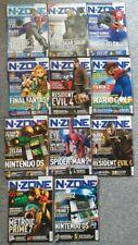 N-Zone - Jahrgang 2004 - Nintendo - Videospiele Mario Kart, Star Wars, Zelda,