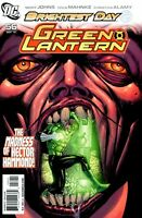 Green Lantern #56 Brightest Day Variant 1:25 NM
