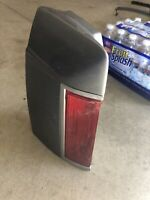 1981 1984 Lincoln Continental Town Car Tail Light Lens OEM LH Quarter Extension
