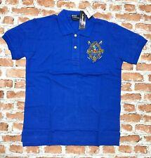 RALPH LAUREN Polo Shirt - Custom Fit - New York Polo Team