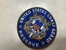 Us Coast Guard Reserve Patch