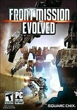 Front Mission Evolved (PC, 2010) BRAND NEW SEALED