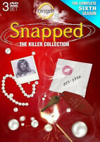 Snapped: The Complete Sixth Season (Season 6) (3 Disc) DVD NEW