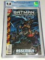 Batman Legends of the Dark Knight #120 CGC 9.8 NM/MT 1st Cain in Batgirl Costume