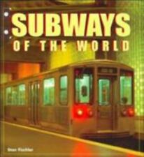 Enthusiast Color: Subways of the World by Stan Fischler (2000, VG - pb),...