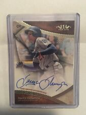 Trayce Thompson 2017 Topps Tier One BREAK OUT AUTO SP /300 Dodgers