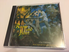 ROMEO AND JULIET (Cliff Eidelman RSNO) OOP '97 Varese Score Soundtrack OST CD NM
