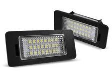 LED LUZ DE PLACA PRAU01 AUDI Q5 / A4 08-10 / A5 /TT /VW PASSAT B6 ESTATE