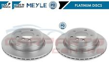 FOR SAAB 9-5 10-12 VAUXHALL INSIGNIA G09 08-17 FRONT BRAKE DISCS MEYLE 337mm