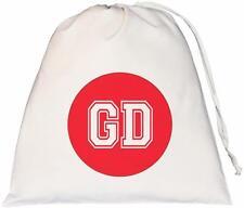 Netball Obiettivo DIFESA-Grande Coulisse Borsa-PE Kit-GD Player