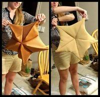 Starfish / Sea Star Sewing Pattern - pillow, nautical, mermaid, boat decor