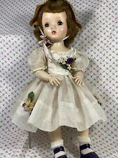 Circa 1954 Madame Alexander 18� Sweet Violet