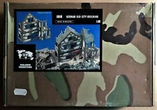 VERLINDEN 1016 - GERMAN OLD CITY BUILDING - 1/35 CERAMIC RESIN KIT