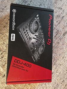 Pioneer DDJ-400 Dj-Controller USB An Zwei Kanäle Mit Rekordbox Mit Soundkarte