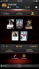 Topps WWE Slam Card Trader - Pick any 9 Cards $1