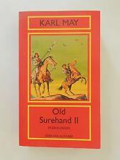 Karl May Old Surehand II 2 Erzählungen Roman Zürcher Ausgabe