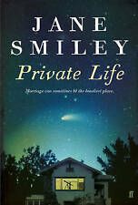 Private Life,Smiley, Jane,New Book mon0000016376