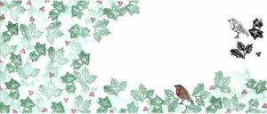 Card-io The Holly And The Ivy Majestix Clear Peg Stamps CDMAHI-01
