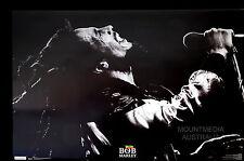 BOB MARLEY - DREADS LIVE POSTER (57x87cm)  NEW LICENSED ART