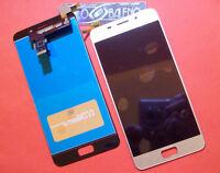 DISPLAY LCD +TOUCH SCREEN per ASUS ZENFONE 3S MAX ZC521TL VETRO GOLD ORO RICAMBI