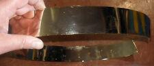cintura gioiello schiava  alta 4,5 cm lunga 80 cm  pl oro su richiesta anche arg