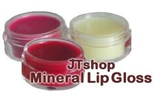 3 Piece Mineral Lip Gloss Set - All Natural