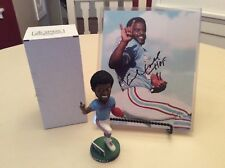 Round Rock Express & Houston Oilers Earl Campbell Bobblehead & Autographed Photo