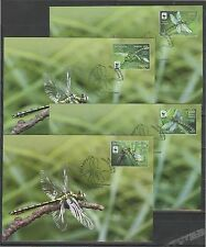 2010.Belarus.WWF.Dragon-flies.Green Snaketail. MC