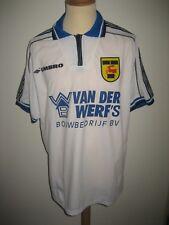 Cambuur Leeuwarden MATCH WORN away football shirt soccer jersey voetbal size XL