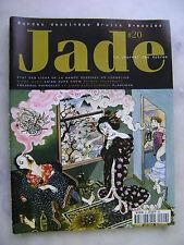 Jade n° 20 - Revue BD cultures - Cornélius Plageman Frédéric Poicelet