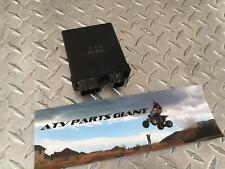 Yamaha YFZ450 OEM CDI BLACK BRAIN BOX ECU READY TO USE  04 - 09 YFZ 450