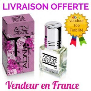 🇨🇵 Musc ADN PEARL 5 Ml Sans Alcool - LIVRAISON OFFERTE - Parfum Femme  ✅