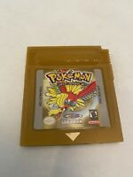 Pokemon: Gold Version (Game Boy Color) *repro* Works And Saves