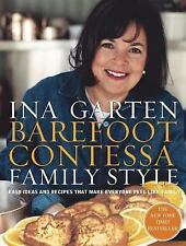 Barefoot Contessa Family Style: Easy Ideas and Recipes That Make Every-ExLibrary