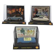 Voitures miniatures james bond