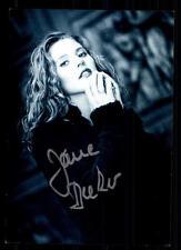 Jane Beeker Autogrammkarte Original Signiert ## BC 42754
