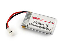 Tenergy 31496 3.7V 380mAh LiPO Battery FOR Hubsan X4 / Traxxas QR-1