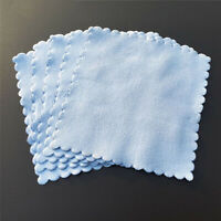 20 Pack 10x10cm Lint-free Glass Paint Ceamic Nano Coating Microfiber Application