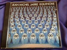 Rare Original West Germany Dreyfus CD : Jean-Michel Jarre ~ Equinoxe ~ DCP 2000