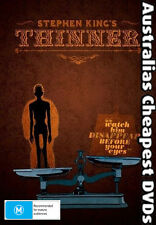 Thinner DVD NEW, FREE POSTAGE WITHIN AUSTRALIA REGION ALL
