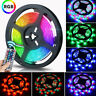 5M 300 LEDs SMD 2835 RGB Strip Light IP65 Waterproof Flexible Lighting Home Room