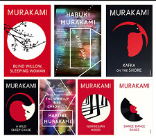 Haruki Murakami 9 Audiobooks Collection Unabridged MP3 📧⚡Email Delivery(10s)⚡📧
