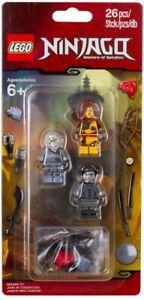 LEGO Ninjago Minifigure Shade Ash Skylor Accessory Set Elemental Masters 853687