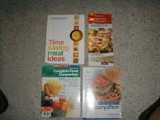 Weight Watchers Flex Points Complete Food Companion Dining Out & Case #WW2