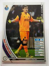 Panini 2016-17 WCCF IC carte card soccer FC Porto 257/389 Iker Casillas