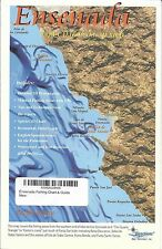 Ensenada, Baja Mexico, Fishing Chart & Guide, by Baja Directions