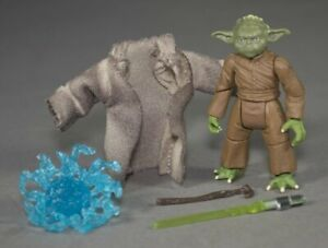 Yoda Jedi Master *NEW* 2011 VINTAGE Collection TVC Star Wars ....LOOSE