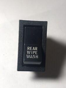Volvo 240 Rear Wipe Wash Wiper Sprayer Wagon Switch 245 260 265 Rare Early