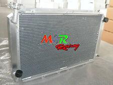 Radiateur en Aluminium pour NISSAN PATROL GQ 2.8 4.2 Diesel TD42 & 3.0 Essence Y60 nouveau
